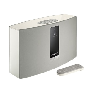 BOSE  SOUNDTOUCH 20 SERIES III WIRELESS SPEAKER SYSTEM - PUTIH