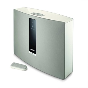 BOSE SOUNDTOUCH 30 SERIES III WIRELESS SPEAKER SYSTEM - PUTIH