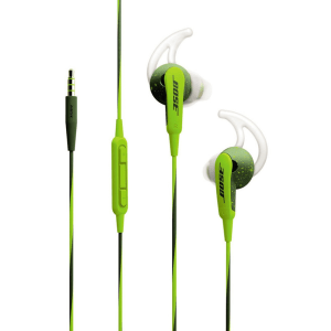 BOSE SOUNDSPORT IN-EAR HEADPHONE APPLE - HIJAU