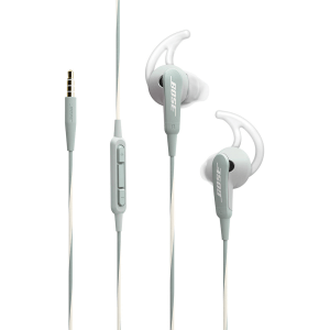 BOSE SOUNDSPORT IN-EAR HEADPHONE APPLE - ABU ABU