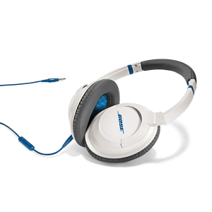 BOSE SOUNDTRUE AROUND EAR HEADPHONE - PUTIH