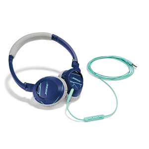 BOSE SOUNDTRUE ON EAR HEADPHONE - UNGU