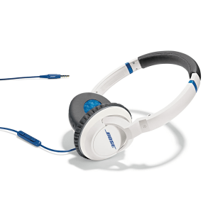 BOSE SOUNDTRUE ON EAR HEADPHONE - PUTIH