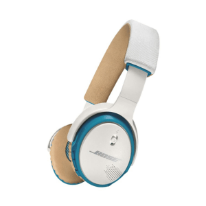 BOSE SOUNDLINK ON EAR HEADPHONE BLUETOOTH - PUTIH