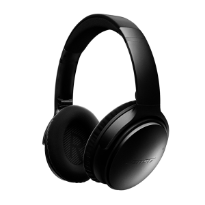 BOSE QUIETCOMFORT QC35 HEADPHONE WIRELESS - HITAM