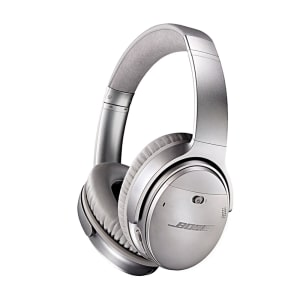BOSE QUIETCOMFORT QC35 HEADPHONE WIRELESS - SILVER