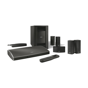 BOSE LIFESTYLE SOUNDTOUCH 535 HOME THEATER SYSTEM - HITAM