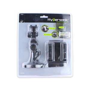 HYPERSONIC HOLDER SMARTPHONE MOBIL HPA523 - HITAM