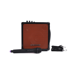 PURE ACOUSTICS AMPLIFIER OUTDOOR MCP-50 - HITAM