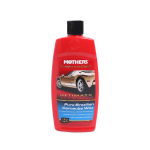 MOTHERS PURE BRAZILIAN CARNAUBA WAX STEP 3