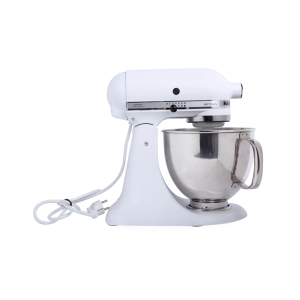 KITCHEN AID STAND MIXER ARTISAN SERIES - PUTIH