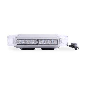 LAMPU STROBE LED MINI BAR 12-24V - MERAH