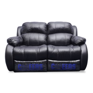 CHEERS MADISON SOFA RECLINER 2 DUDUKAN - HITAM
