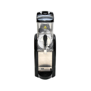 KRISCHEF SLUSH MACHINE MY GRANITA 1S SINGLE 12 L - HITAM