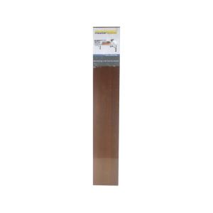MASTERSPACE RAK DINDING 90 X 15 X 1,8 CM - COKELAT TUA