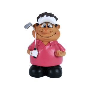 CELENGAN FIGURE GOLF PLAYER - PINK