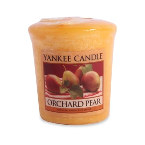 YANKEE  ORCHARD PEAR CANDLE VOTIVE 50 GR