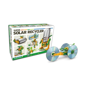 KIDDY STAR SUPER SOLAR RECYCLER 6 IN 1
