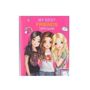 TOP MODEL FRIENDSHIP BOOK 7944