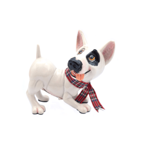 MINIATUR BILLY BULL TERRIER 12 CM