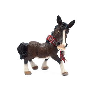 MINIATUR MARY SHIRE HORSE 16 CM