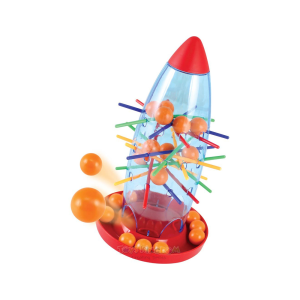 FUNVILLE MINI GAME MARBLES WITH STRAWS