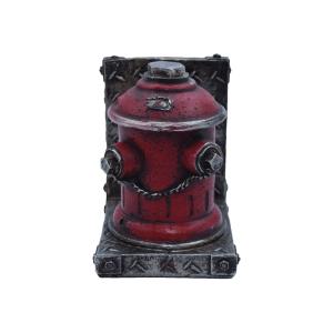 PENAHAN BUKU FIRE HYDRANT 25X10CM - MERAH