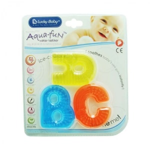 LUCKY BABY MAINAN GIGITAN BAYI ABC ISI 3