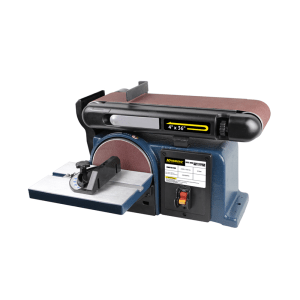 KRISBOW BELT AND DISC SANDER 10X91 CM & 15 CM