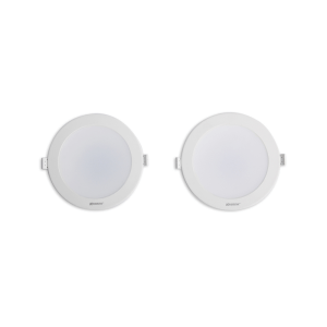 KRISBOW SET DOWNLIGHT LED WAVE 14W 6500K 2 PCS