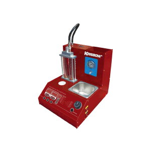 KRISBOW GASOLINE INJECTOR CLEAN AND TESTER 2 PORT