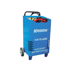 KRISBOW BATTERY CHARGER 60A STARTER 650A