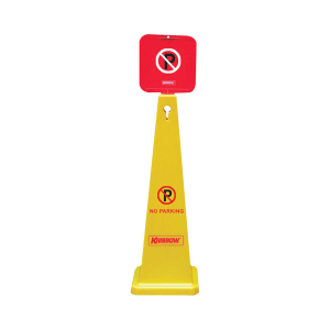 KRISBOW FLOOR SIGN NO PARKING