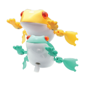 HANS WIND UP SWIMMING FROG