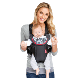 INFANTINO SWIFT CLASSIC CARRIER - HITAM