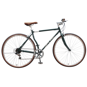 LONDON TAXI SEPEDA ROADBIKE 700S - GREEN
