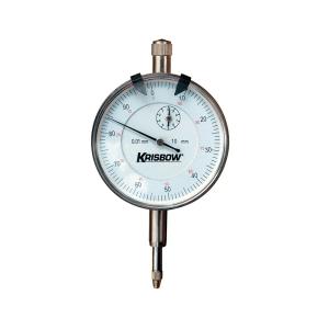 KRISBOW ALAT UKUR DIAL INDIKATOR 0-0,8 MM/0,01 MM