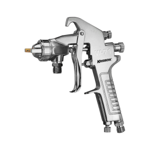 KRISBOW SPRAY GUN HIGH VOLUME LOW PRESSURE 1,8 MM
