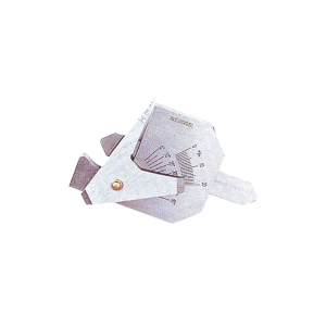 KRISBOW WELDING GAUGE 10X8X2,7 CM