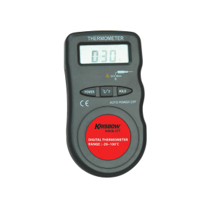 KRISBOW TERMOMETER MINI DIGITAL (-20)-100 C
