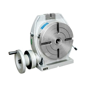 KRISBOW HORIZONTAL/VERTICAL ROTARY TABLE 25 CM