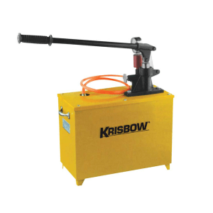 KRISBOW PRESSURE TEST PUMP MANUAL 24 MPA