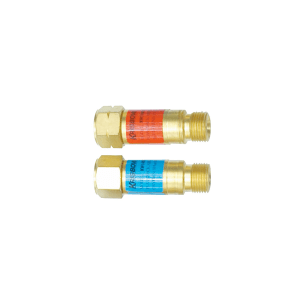 KRISBOW FLASHBACK ARRESTOR FOR REGULATOR OXY M16