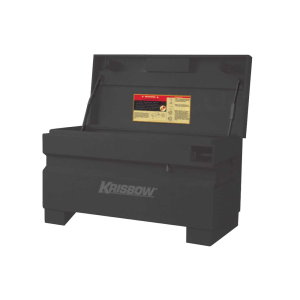 KRISBOW JOBSITE BOX 91X43X54 CM - HITAM