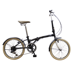LONDON TAXI SEPEDA LIPAT FOLDING BIKE 20 - BLACK