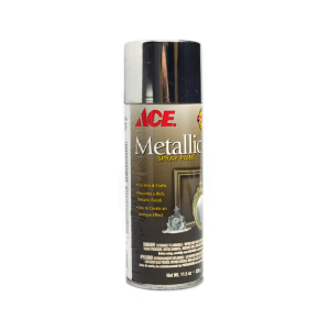 ACE MIRROR SPRAY POINT - METALLIC SILVER