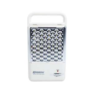 KRISBOW LAMPU DARURAT 60 LED - PUTIH