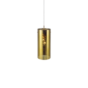 MARKSLOJD STORM LAMPU GANTUNG HIAS 1L E27 - GOLD