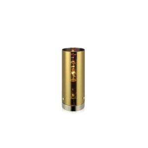 MARKSLOJD STORM LAMPU MEJA 1L E14 - GOLD