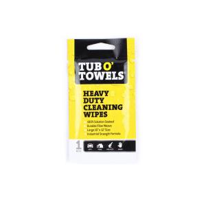 TUB O TOWELS TISU BASAH CLEANING WIPES SACHET
